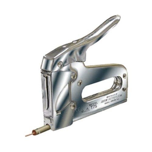 Arrow Fastener Chrome Staple Gun (SEPTLS091T75 - Arrow Fastener Staple Gun Tackers - T75)