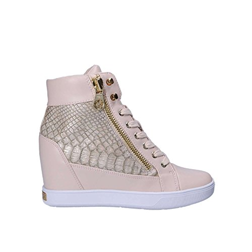 PEL12 Donna FLFOR1 Guess Beige Sneakers Cqwzx1g5F