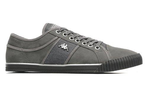 Kappa - Chaussures Kappa Zackrider Istanbul Man-Mid Grey / Dark Grey-40