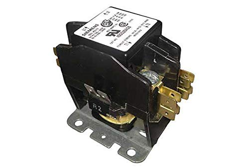 Hot Tub Sundance Heater Contactor, Double Pole 240 Volt with 240 Volt Coil HTCPSD6000-505/6000-505