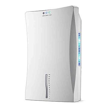 HAIZHEN Deshumidificador eléctrico de 2,2 litros para el hogar Deshumidificador portátil para el aire