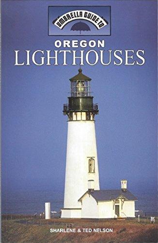 Oregon Lighthouses (Umbrella Guides)