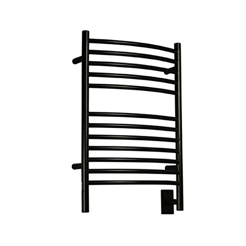 E-Curved Towel Warmers in Oil Rubbed Bronze Finish (Amba Warmer Bronze Towel)