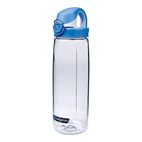 Nalgene Tritan On The Fly Water Bottle, OTF, Clea/ Blue by