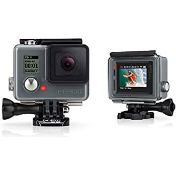 Amazon.com : GoPro Camera HERO+ LCD HD Video Recording Camera ...