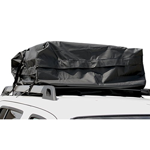 Rage Powersports RBG-01 38' Large Soft-Side Vehicle Cargo Rack Bag 15 cubic