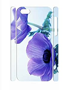 Personalized Charming Flower Pattern Super Smooth Iphone 5C Phone Back Case