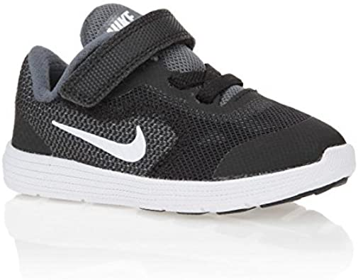 Nike Zapatillas Deportivas Revolution 3 TDV Zapatos Bebé Niño 21 – Talla – 21, Niño, Blanco, 27 EU: Amazon.es: Deportes y aire libre