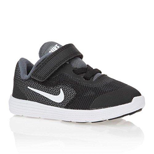 new product e1d4d 5fcec Nike Sneaker Revolution 3 TDV Scarpe Bambino Ragazzo 21 - Dimensioni - 21,  Ragazzo, Bianco, 27 EU Amazon.it Sport e tempo libero