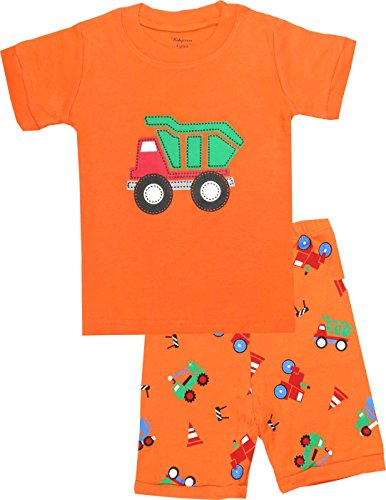 Babyroom Boys Short Pajamas Toddler Kids Sleepwear Summer Clothes Shirts ¡­