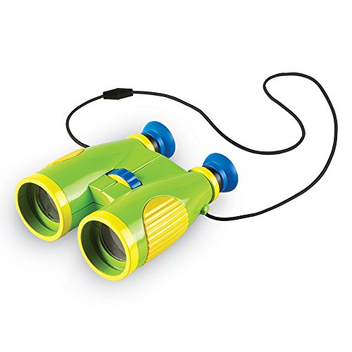 Learning Resources Primary Science Big View Binoculars, Exploration Play, Ages 3+]()