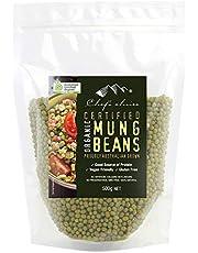 Chef's Choice Organic Mung Beans 500 g