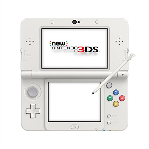 new 3ds white console - 5