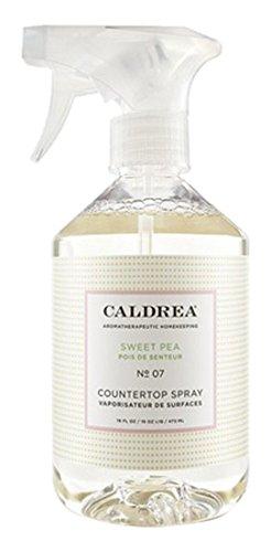 Caldrea Countertop Spray Sweet Pea, 16 FL OZ