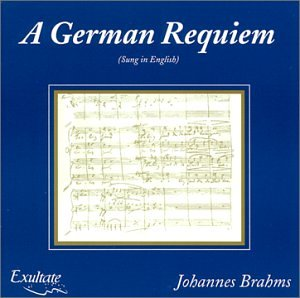 A German Requiem (sung in English)