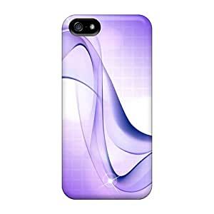 New Arrival Cover Case With Nice Design For Iphone 5/5s- Color Wallpapers