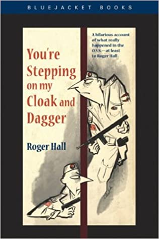 Amazon.com: You're Stepping on My Cloak and Dagger (Bluejacket ...