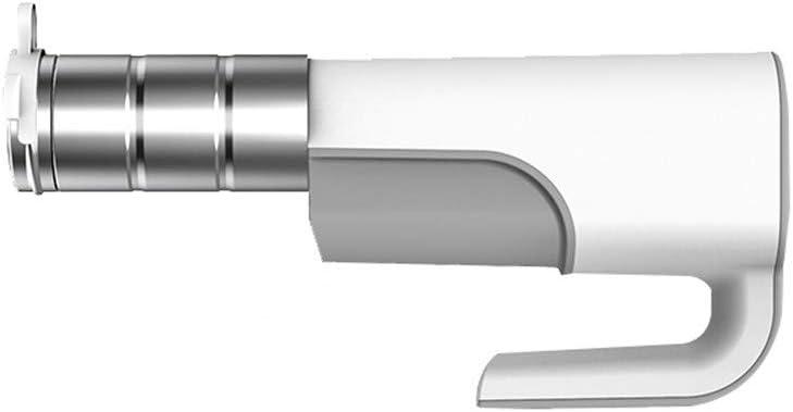 litthb Pequeña máquina de Fideos Inteligente, Sale en 23 Segundos, Empuje de 1500 n, admite 3 Tipos de Fideos, Impermeable, Adecuada para Hacer Fideos en casa