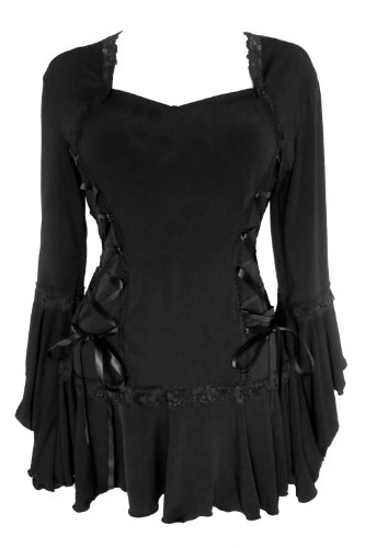 Halloween 2 Torrent (Dare to Wear Bolero Corset Top: Romantic Victorian Gothic Stylish Women's Plus Size Tunic for Everyday Halloween Cosplay Festivals, Black)
