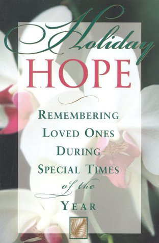 [Holiday Hope: Remembering Loved Ones During Special Times of the Year] (Green Holiday Invitation)