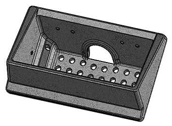 Quemador original MCZ cód. 41301402101V estufa de pellets ...