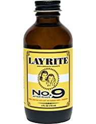 Layrite No.9 Aftershave, 4 oz.