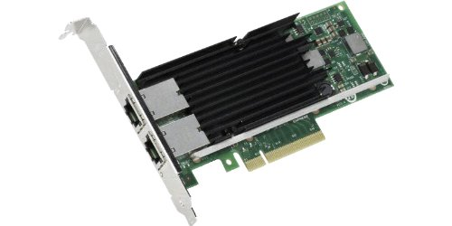Intel Corp X540T2 Converged Network Adapt T2 by Intel