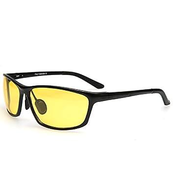 TIANLIANG04 Anti-Reflejo Anti-deslumbramiento la Moda Masculina Gafas de Sol polarizadas de Visión