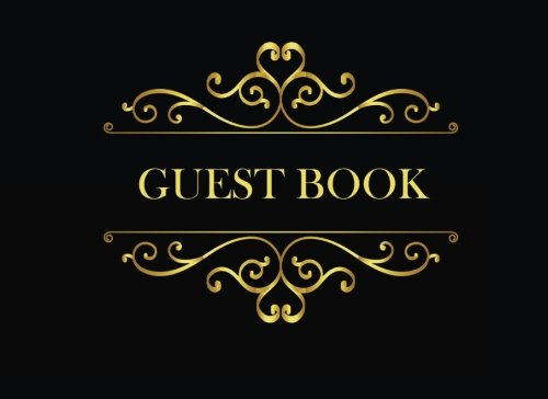 Download Guest Book: Visitors Book  Sign in Books for Weddings, Birthday, Funerals, Anniversary, Events, Party  Keep all the memories (wedding guest book) (Volume 3) ebook