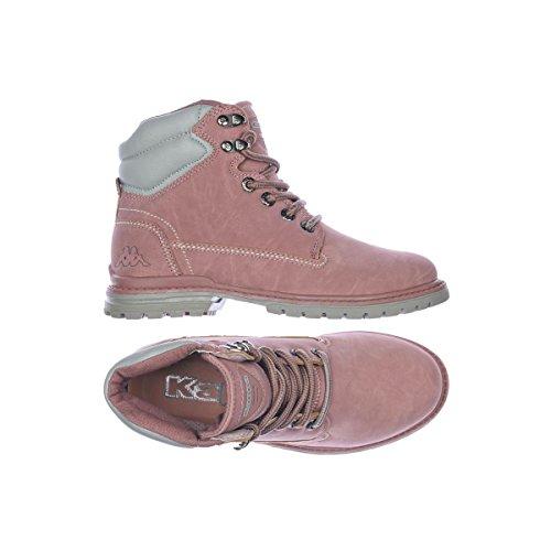 Miúdo Temevy Cinza Rosa Ankle 3 Boots 7Ew5wqB