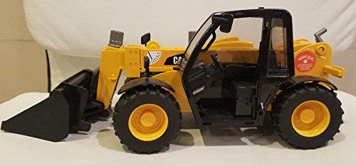 Bruder Caterpillar Telehandler with Bonus Construction Worker and Accessories
