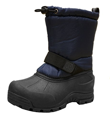 Northside Kids Frosty Snow Boot,Navy,3