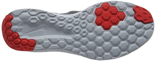Nike Fs Lite Run 3, Zapatillas de Running para Hombre Gris (Gris (Drk Gry/Blk-Unvrsty Rd-Wlf Gry))