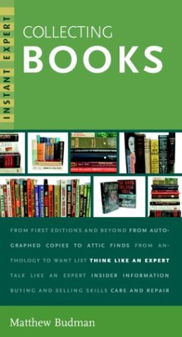 Instant Expert: Collecting Books