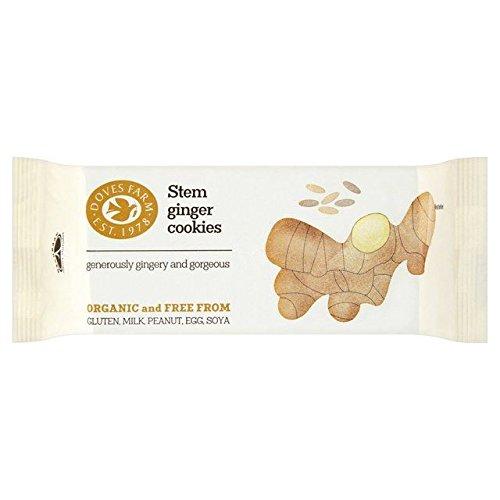 Doves Farm Gluten Free Organic Stem Ginger Cookies - 150g