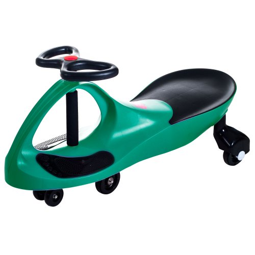 (Ride on Toy, Ride on Wiggle Car by Lil' Rider - Ride on Toys for Boys and Girls, 2 Year Old And Up, Green)