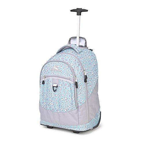 High Sierra Chaser Backpack Mint LeopardAshWhite