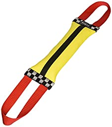Katie\'s Bumpers Double Tug Firehouse Dog Toy, Assorted