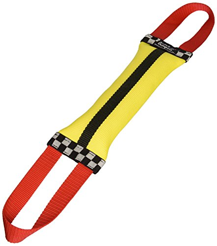 (Katie's Bumpers Double Tug Firehouse Dog Toy, Assorted)
