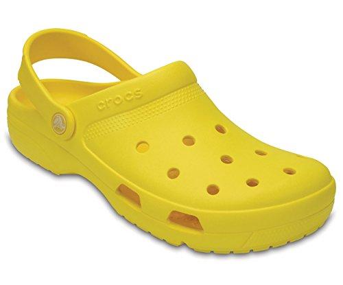 Crocs Küste Clog Zitrone