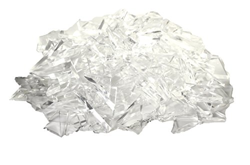 Professional Rubber Glass Broken Shards props 1 lb pack by NewRuleFX (Image #1)