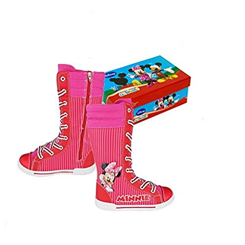 Disney Kinder Schuhe Winterboots Minnie Mouse