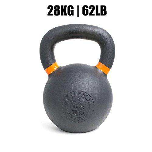 Kettlebell Kings Powder Coat Kettlebell | Designed for Strength Training & Hiit Workouts