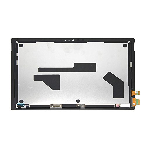 LCDOLED 12.3 inch 2736x1824 LP123WQ1(SP)(A2) LED LCD Display Touch Screen Digitizer Assembly for Microsoft Surface Pro 5 1796 V1.0 6870S-2403A (with Adhesive) by LCDOLED (Image #1)