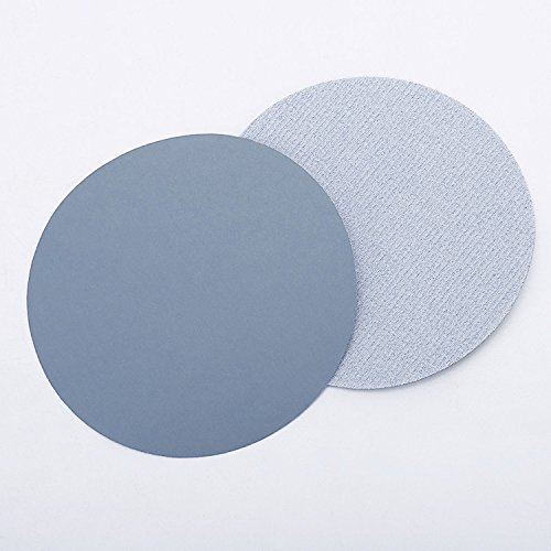 Water Grinding Abrasive Paper Grit 3000/5000/7000/10000 for Flocking Sandpaper Pad Hook & Loop Sanding Disc Electric Grinder Accessory 74-80mm 3 inches 20pcs/Lot