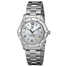 TAG Heuer Women's Aquaracer Quartz Watch Mother-Of-Pearl WAF1311.BA0817