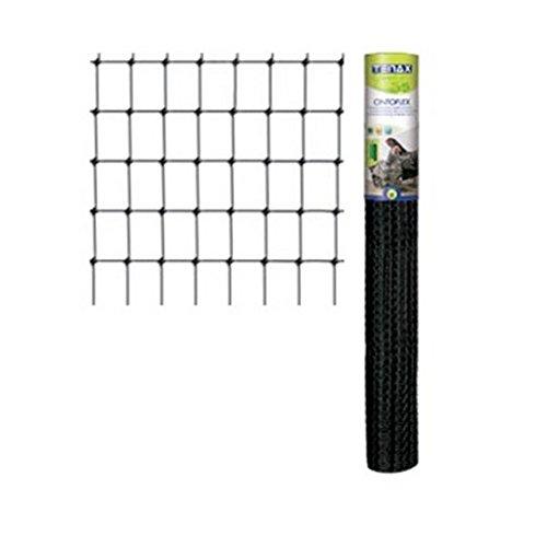Tenax Netz für Vögel cintoflex M schwarz 10000x 0,1x 100cm 60040409