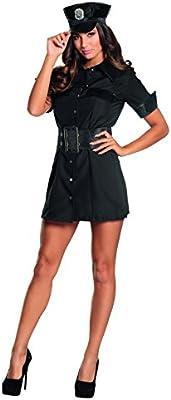 Boland - Disfraz de policía sexy para mujer, talla única (83548 ...
