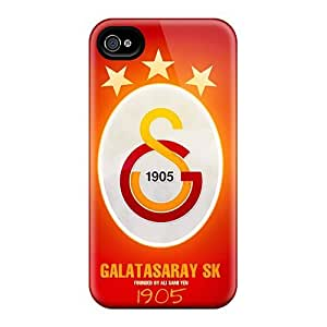 For Iphone 4/4s Fashion Design Galatasaray Sk Case-nvp6878shlj