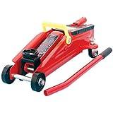 Torin Big Red T82002-BR Hydraulic Trolley Jack, 2 Ton Capacity
